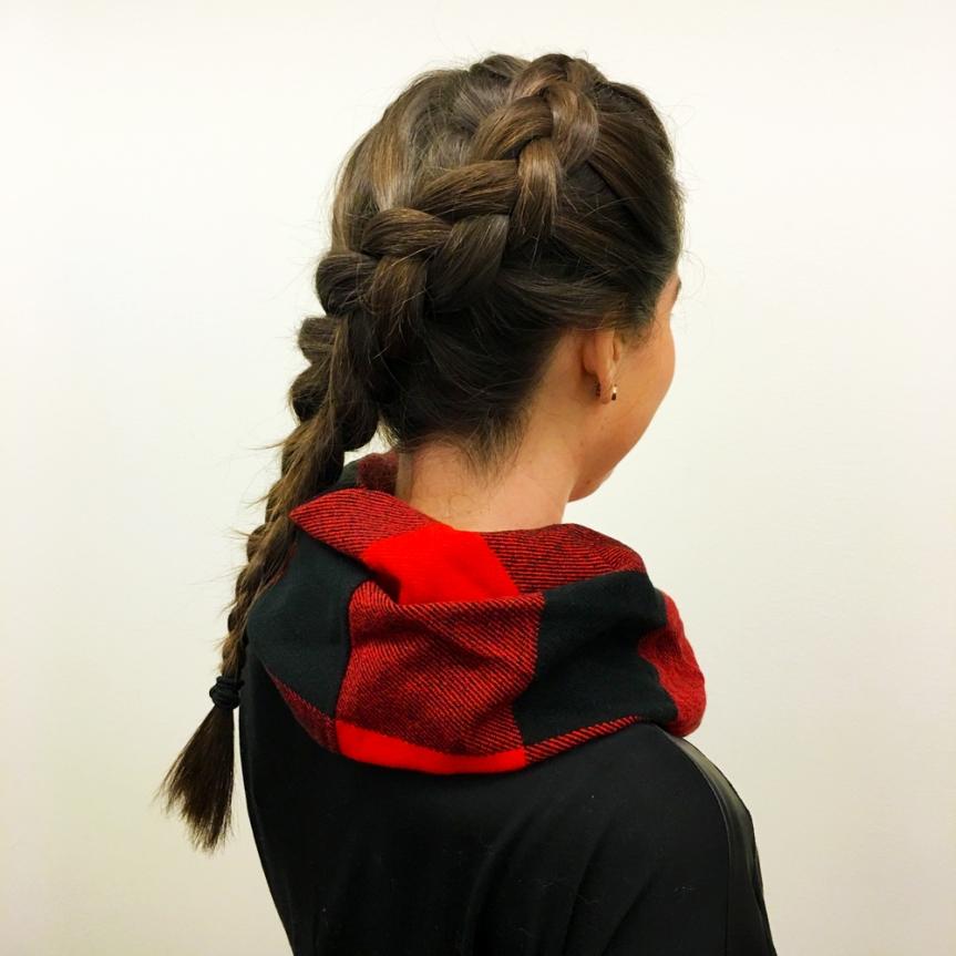 dutch side braid