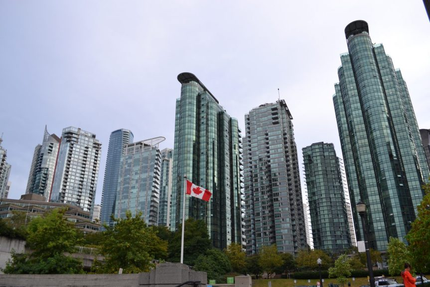 My Trip to Vancouver, Canada